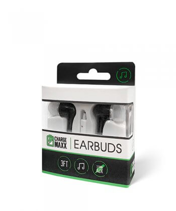 CHARGE MAXX EARBUDS