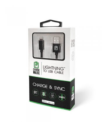 MFI LIGHTNING CABLES 6FT