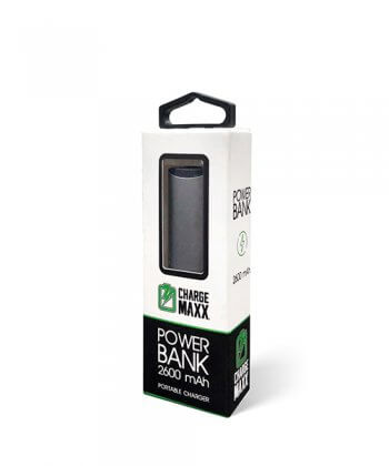 Charge Maxx PowerBank 2600 Premium